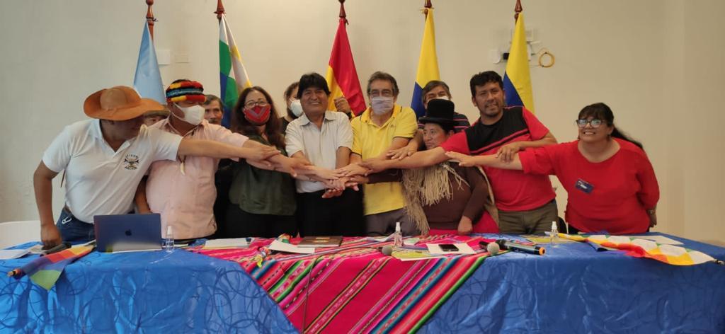 Instalada en Cochabamba primera reunión de la Comisión Técnica de Runasur
