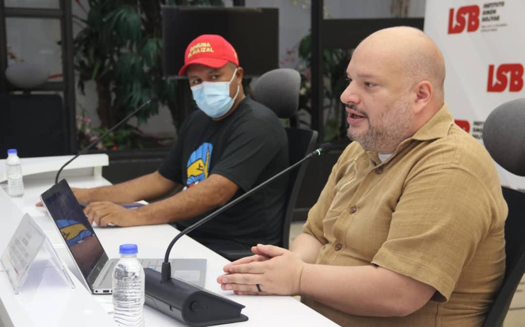 ISB y líderes campesinos promovieron Jornada Antiimperialista por la Soberanía Alimentaria