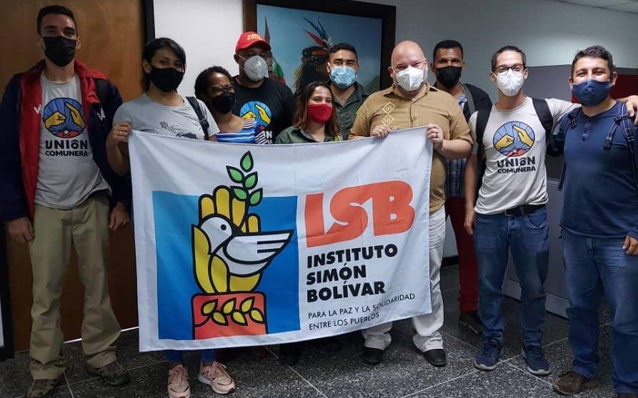 Comuneros y estudiantes agroecológicos debatieron sobre Soberanía Alimentaria en conferencia del ISB