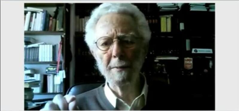 Clase magistral de Enrique Dussel cerró con éxito la Sexta Escuela Descolonial de Caracas