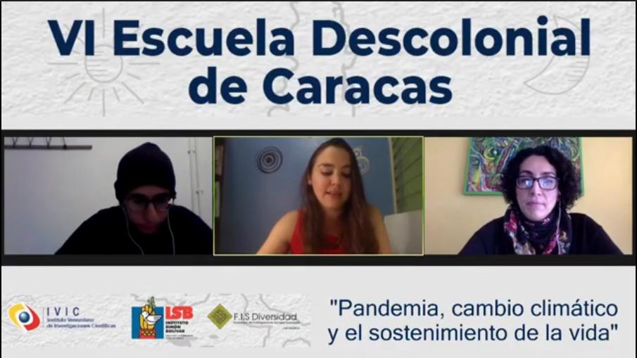 Relaciones comunitarias y feudalismo centraron nuevo debate de la Sexta Escuela Descolonial de Caracas